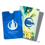 Custom RFID Phone Sleeve And LintCard Kit