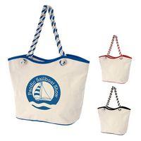 Maui 8 Oz. Laminated Cotton Tote Bag