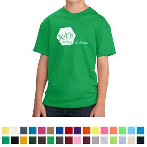 Port & Company Youth Core Cotton T-Shirt