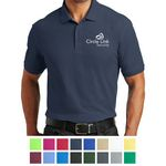 Custom Port Authority Core Classic Pique Polo