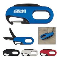 Aluminum Multi-Tool With Carabiner