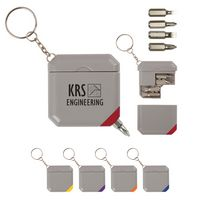 Screwdriver Kit Key Chain