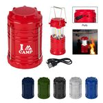 Custom COB Pop-Up Lantern With Speaker