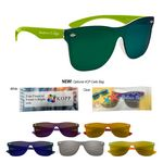 Outrider Mirrored Malibu Sunglasses