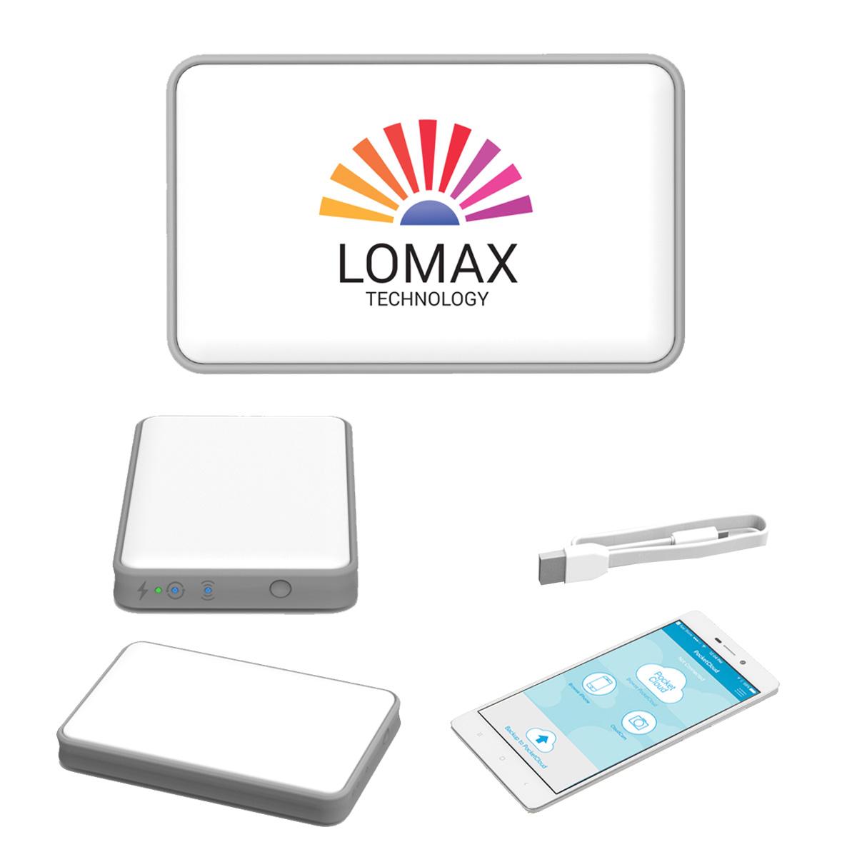 PocketCloud 16GB Wireless Mobile Storage