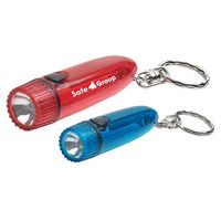 Cylinder Light/Key Chain