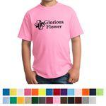 Custom Port & Company Youth Core Blend T-Shirt