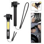 Custom Safety Tool With COB Flashlight