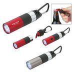 Custom Aluminum LED Torch With Bottle Opener
