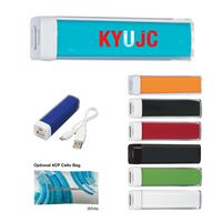 UL Listed 2200 mAh Charge-It-Up Power Bank