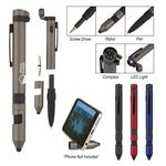 Custom 6-In-1 Quest Multi Tool Pen