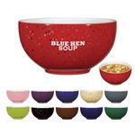 Custom Campfire Stoneware Ceramic Bowl