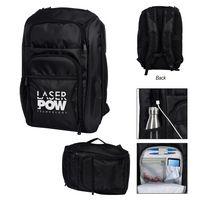 RFID Laptop Backpack & Briefcase
