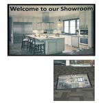 Custom 3' x 5' Point Of Purchase Dye Sublimated Floor Mat