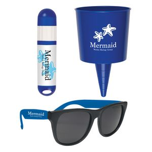 Custom Imprinted Beach Fun Kits!