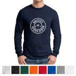 Custom Gildan DryBlend 50 Cotton/50 Poly Long Sleeve T-Shirt