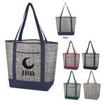 Custom Bellevue Non-Woven Tote Bag