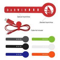 Adjustable Silicone Cable Tie