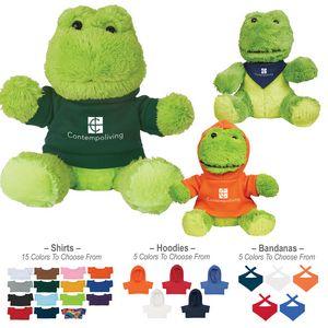 Customized Frog Stuffed Plush Animals!
