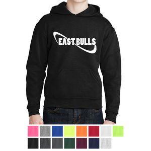 JERZEES- Youth NuBlendPullover Hooded Sweatshirt