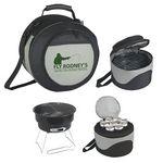 Custom Portable BBQ Grill And Kooler