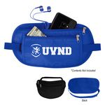 Custom Leisure Travel Money Belt