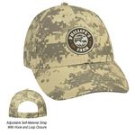 Custom Digital Camouflage Cap