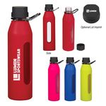 Custom 24 Oz. Synergy Glass Sports Bottle