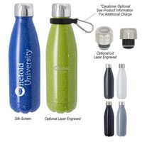 16 Oz. Speckled Swiggy Bottle