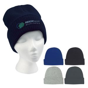 0583e3a1e2a Knit Beanie With Cuff - 1074 - IdeaStage Promotional Products