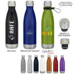 Custom 16 Oz. Swiggy Stainless Steel Bottle