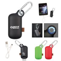 UL Listed Cobble Carabiner Power Bank