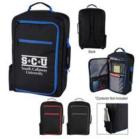 Tacoma Laptop Backpack & Briefcase