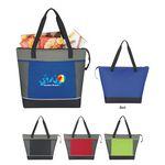 Custom Mega Shopping Cooler Tote Bag
