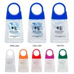 Custom 1.35 Oz. Hand Sanitizer With Color Moisture Beads