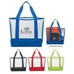 Custom Clear Casual Tote Bag