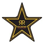 Star Sticker - Window or Bumper