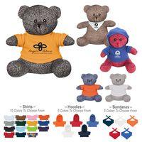 "8 ½"" Landon Knit Bear"