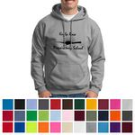 Custom Gildan Adult Heavy Blend Hooded Sweatshirt