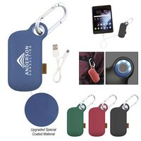 UL Listed Pebble Carabiner Power Bank