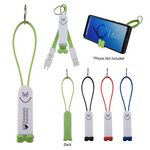 Cord Buddy 3-In-1 Charging Cable & Phone Stand