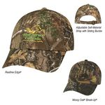 Custom Realtree And Mossy Oak Hunter's Hideaway Camouflage Cap
