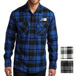 Custom Port Authority Plaid Flannel Shirt