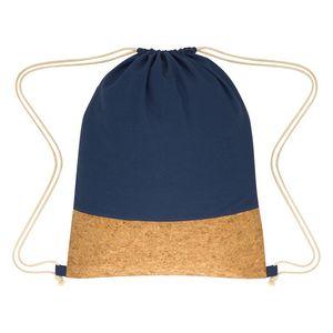 Custom Somerset Cork Drawstring Backpack