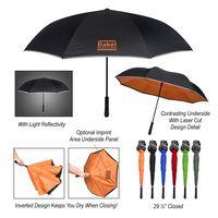 """48"""" Arc Reflective Edge Inversion Umbrella"""