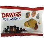 Custom Zagasnacks Promo Snack Pack Bags with Dog Bones