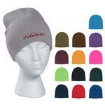 Custom Knit Beanie Cap