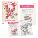 Custom Color For The Cause Creative Designs For Breast Cancer Awareness Coloring Book