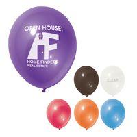 "11"" Sheer Balloon"