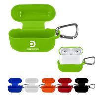Silicone Valley Earbuds Case